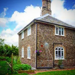 A Week at 28 Stone Cottage in Thorington, Suffolk