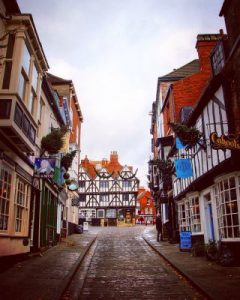 The Historic City of Lincoln, Horncastle & Tattershall