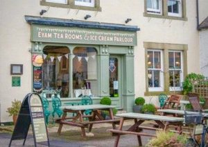 Homemade Goodies at Eyam Tea Rooms, Set in the Heart of Eyam