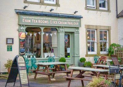 Eyam Tea Rooms B B